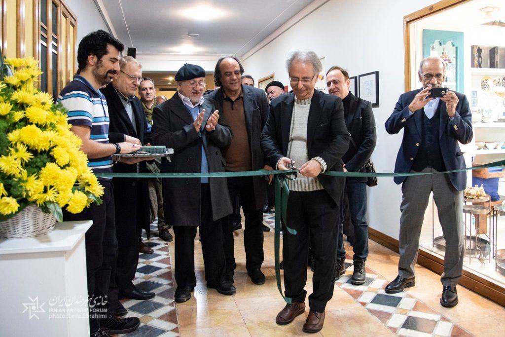 هشتمین دوره «۱۰ روز با عکاسان ایران» افتتاح شد