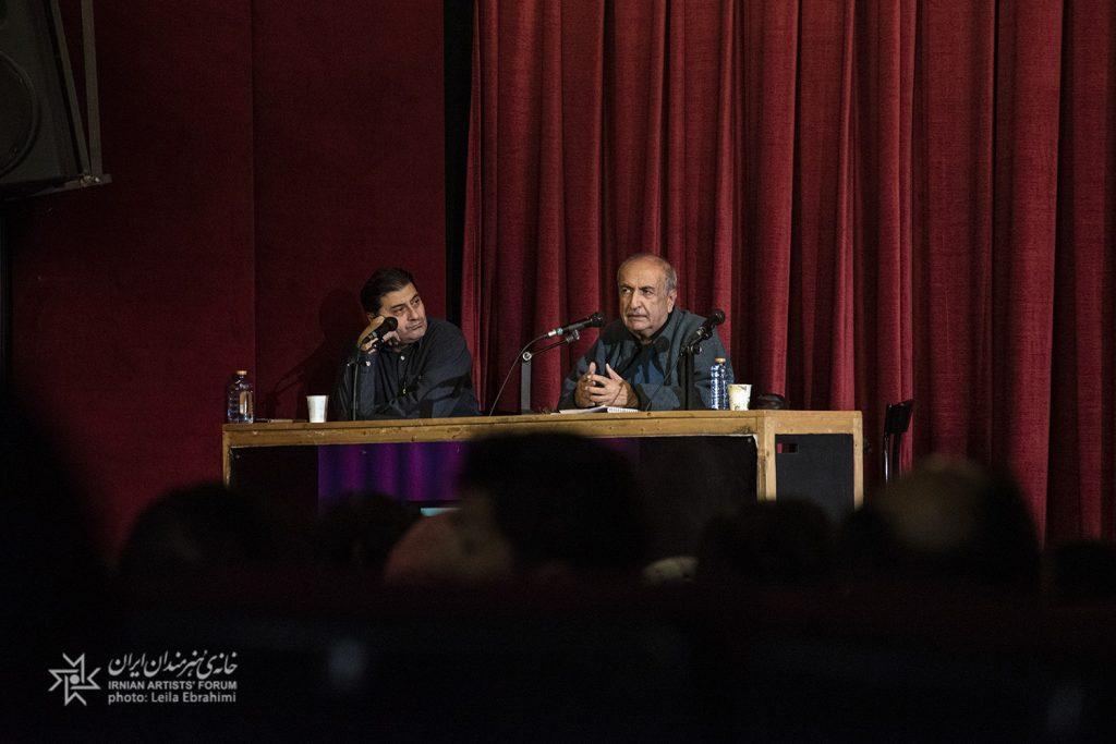 نشست نقد و بررسی فیلم «مرد عوضی»