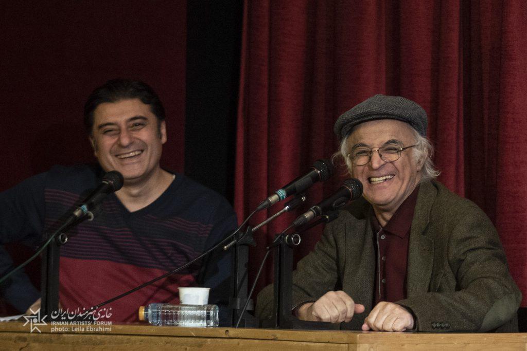 نشست نقد و بررسی فیلم «غفلت» با حضور فریدون جیرانی