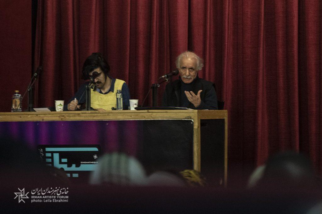نشست نقد و بررسی فیلم «ناگهان بالتازار»