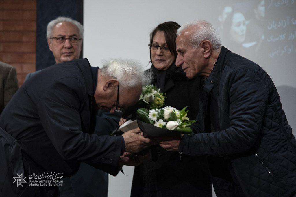 نشست ماهیانه خانه موسیقی ایران با یادی از فرود گرگینپور