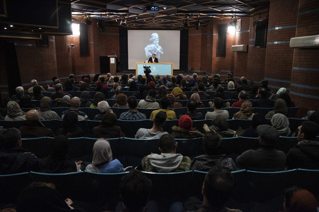 ششمین جلسه درسگفتارهایی درباره تاریخ هنر و فرهنگ ایران