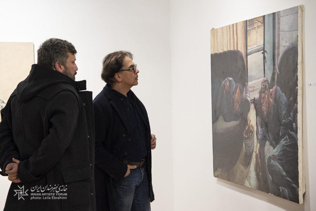 چهارمین نمایشگاه هنرهای تجسمی «ورسوس»