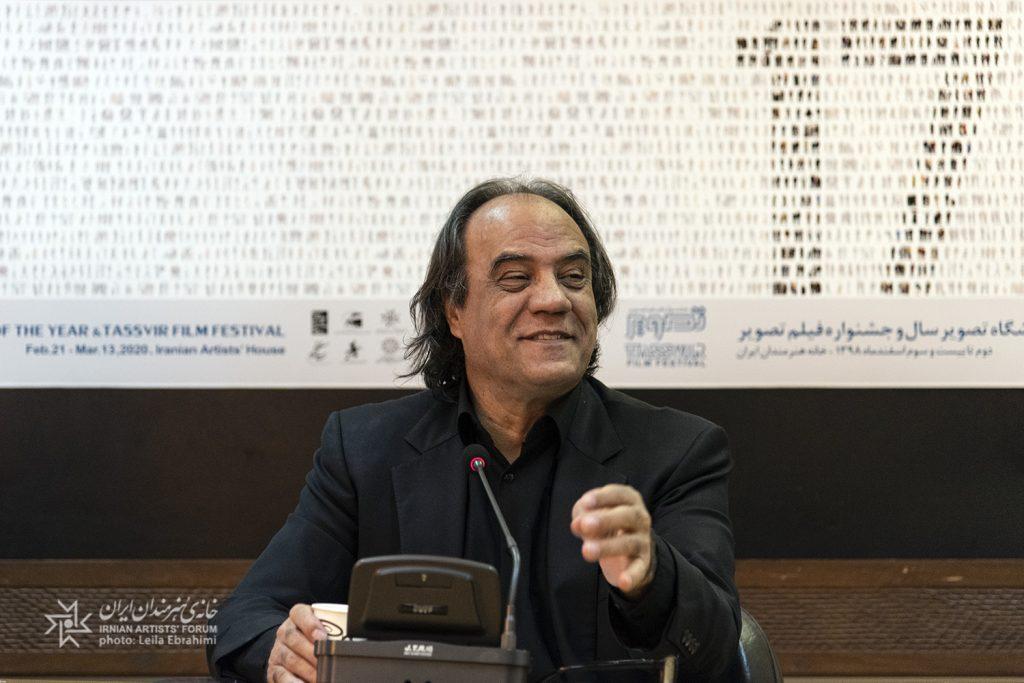 نشست خبری هفدهمین نمایشگاه تصویر سال و جشنواره فیلم تصویر